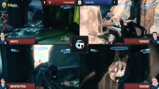HCS - Battle of Europe : Team Vibe vs TCM Gaming - Map 2 Part 1