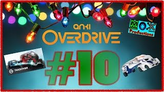 Advent Calendar 2016: Day #10: Anki Overdrive: Takeover Race Mode!