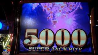 getlinkyoutube.com-スピンフィーバー第2章 Super JACKPOT 5000枚獲得!!