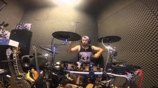 getlinkyoutube.com-Basket Case-Greenday (Drum Cover By Harry Aziz)