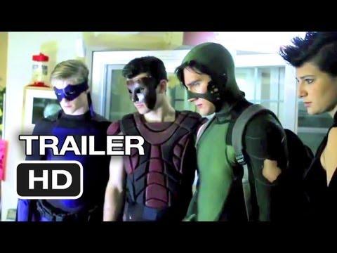 All Superheroes Must Die Blu-ray Release TRAILER 1 (2012) - Lucas Till, James Remar Movie HD