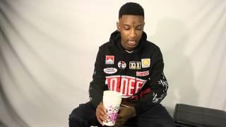 "getlinkyoutube.com-21 Savage ""Slaughter Tape"" Interview & Performance (Mixtape Kitchen Exclusive)"