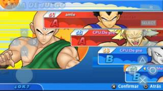 getlinkyoutube.com-Dragon Ball Tag Team mods por MI (Descarga+review)
