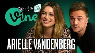 getlinkyoutube.com-Behind the Vine with Arielle Vandenberg (& Matt Cutshall) | DAILY REHASH | Ora TV