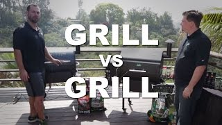 getlinkyoutube.com-Wood Pellet Grill Comparison