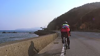 getlinkyoutube.com-ロードバイクで600km 2日間で沖縄二周!