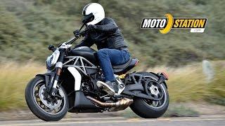 Essai Ducati Xdiavel 2016