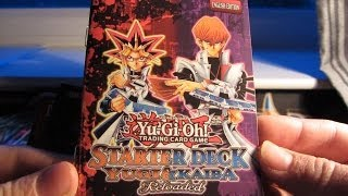 getlinkyoutube.com-YuGiOh Kaiba & YuGi Reloaded Starter Decks Opening !