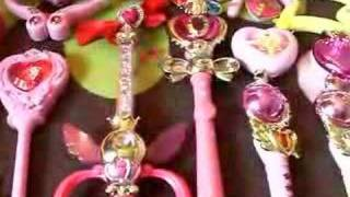 getlinkyoutube.com-Sailor Moon TOY HEAVEN Wand Brooch Toy Collection P.3