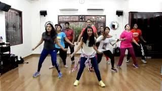 getlinkyoutube.com-Na Na Na Zumba Fitness Choreography |Bollywood Dance Choreography  by Zin Manisha