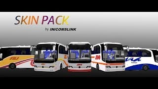 ETS 2 - Multego Skin Pack by inicomslink (Mod Bus Mexico)
