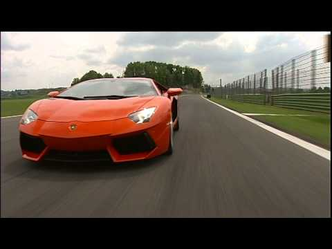 Lamborghini Aventador LP700-4 Track Day in Vallelunga
