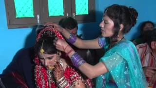 getlinkyoutube.com-Gadwali shadi 2015 Laxmi part 3