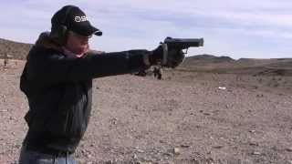 getlinkyoutube.com-Sarsilmaz SAR-K2 .45ACP & EAA Witness Elite Match .45ACP
