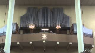 G. Verdi - Chór niewolników z opery Nabucco (Chorus of Hebrew Slaves) organy i trąbka