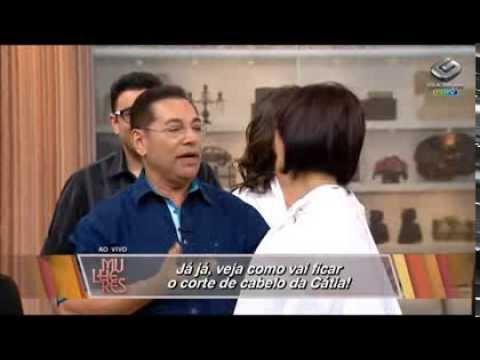 Jassa e Robson Jassa no Mulheres [Cátia Fonseca] - parte 03-05