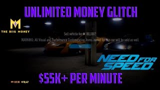 getlinkyoutube.com-Need For Speed 2015 Glitches - UNLIMITED MONEY GLITCH - $1M+ PER HOUR