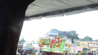 getlinkyoutube.com-22 08 2015 Unser Team Hamburger Dom Geisterbahn