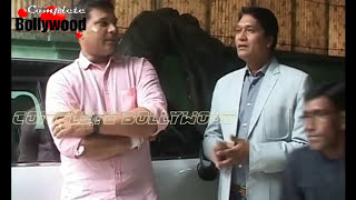 Daya ,Abhijeet & Shivaji Satam at Interaction of Friendship Day