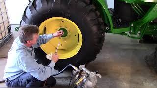 getlinkyoutube.com-Rim Guard - How to fill tires with liquid ballast