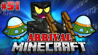 getlinkyoutube.com-WELTRAUM BOSS - Minecraft Arrival #051 [Deutsch/HD]