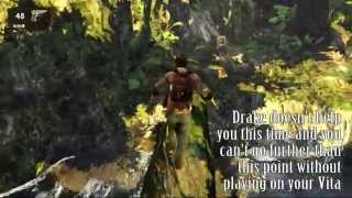 getlinkyoutube.com-How well does Uncharted: Golden Abyss play on PS TV?