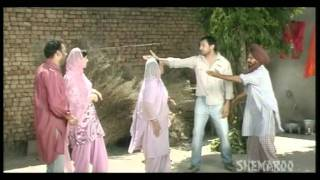 getlinkyoutube.com-Ladies Cat Fight - Punjabi Comedy Videos - Nehle Te Dhela