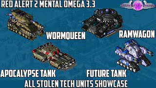 getlinkyoutube.com-Mental Omega 3.3 - All Stolen Tech Units