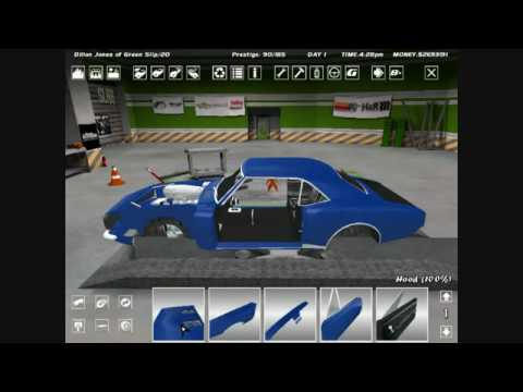 Street Legal Racing - Making A Camaro