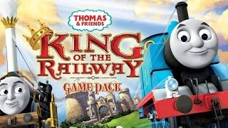 getlinkyoutube.com-Thomas & Friends: King of the Railway - Game App for Kids