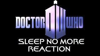 getlinkyoutube.com-DOCTOR WHO - 9X09 SLEEP NO MORE REACTION
