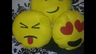 getlinkyoutube.com-DIY Cojines De Emoticones
