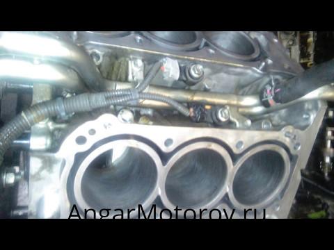 Где номер двигателя в Lexus ИС350
