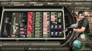 getlinkyoutube.com-Resident evil 4 Profesional NO DAMAGE Capitulo 5-2