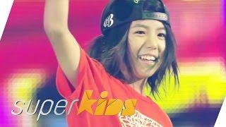 getlinkyoutube.com-Incredible 12yr old skateboard talent from Japan: Isamu Yamamoto | Superkids