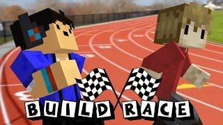 getlinkyoutube.com-Speed Building! - Build Race w/ Grian