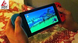PLAYING SWITCH IN BED - What It's Like and How It Feels