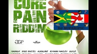 getlinkyoutube.com-CURE PAIN RIDDIM MIX FT. ALKALINE, VYBZ KARTEL, MAVADO & MORE {DJ SUPARIFIC}