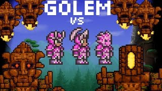 getlinkyoutube.com-Terraria - PETALS VS GOLEMS