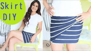 getlinkyoutube.com-DIY: Easy WrapAround Skirt DamaV425