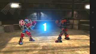getlinkyoutube.com-Real Steel: World Robot Boxing - GAMEPLAY HD NO XPERIA SP