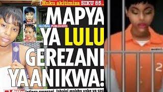 MAGAZETI FEB 8: Mapya ya 'LULU' Gerezani Yaanikwa!