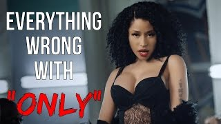"""getlinkyoutube.com-Everything Wrong With Nicki Minaj - """"Only"""""""