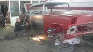 getlinkyoutube.com-1956 Chevrolet 2 Door Hardtop