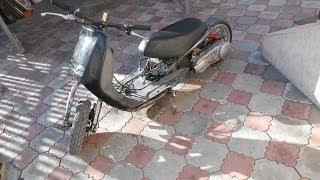getlinkyoutube.com-150cc Ruckus Style (base Honda lead 90)