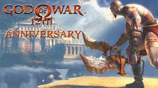 🎃GOD OF WAR ™ - 12th Anniversary - BUGANDO GOD OF WAR