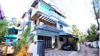 getlinkyoutube.com-Four bedroom house in three and half cent land at Ernakulam :Dream Home 18 Oct 2015