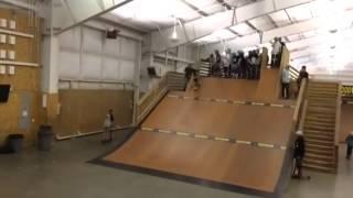 getlinkyoutube.com-First Double backflip - Tanner Fox