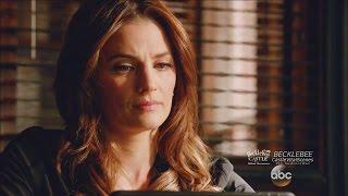 "getlinkyoutube.com-Castle 8x07 Beckett Thinks  Castle Might Really Divorce Her ""The Last Seduction"""