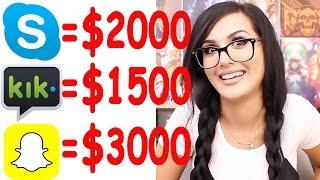 HOW THESE GIRLS MAKE MONEY